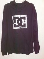DC - SELLER Mens Hoodie (NEW) Small & Medium S-M Hooded Sweatshirt : NAVY HOODY