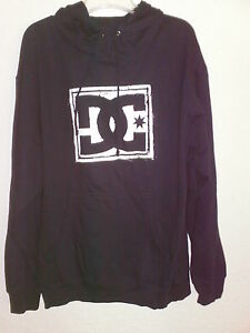 ad4cf314a DC - SELLER Mens Hoodie (NEW) Small & Medium S-M Hooded Sweatshirt ...