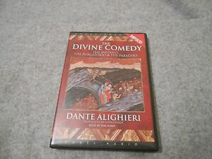 Dante-Divine-Comedy-Audiobook-Audio-MP3-CD-Inferno-Purgatory-Paradise-Pam-Ward