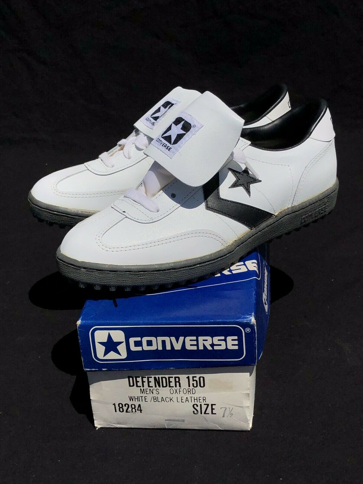 Vintage Converse Defender 150 Cleats