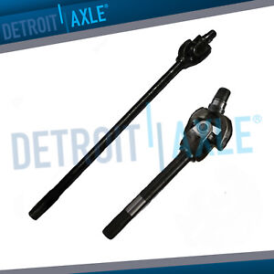 Details about 2005-2014 Ford F-250 F-350 Super Duty Dana 60 Pair Front  U-Joint Axle Shafts