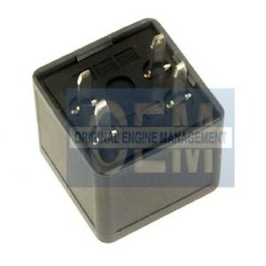 Engine Cooling Fan Motor Relay-Starter Motor Control Relay Rear DR1062
