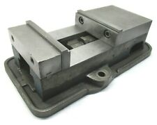 Kurt Anglock 6 Milling Machine Vise With Jaws D60