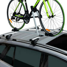 Roof Mounted Bike Bicycle Attachment Rack Upright Lock Carrier Universal Mount