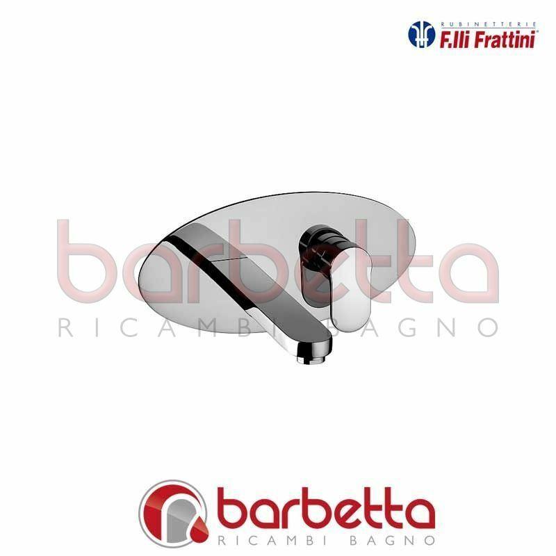 BATTERIA LAVABO A PARETE SENZA SCARICO FOSCA FRATTINI 86034