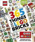 365 Things to Do with Lego Bricks by Simon Hugo (Hardback, 2016)