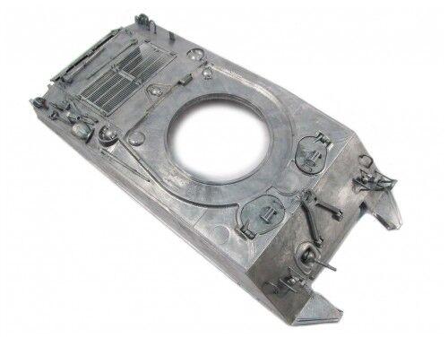 Mato 1 16 Metal Upper Hull For Mato 100%  Metal M4A3(75)W Sheruomo Tank  più sconto