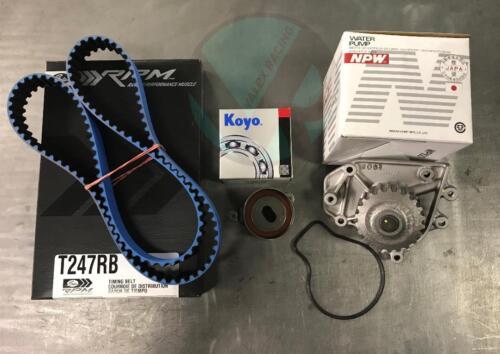 Type R  B18C LS Vtec Gates Racing T247RB Timing Belt 94-01 Acura Integra GSR