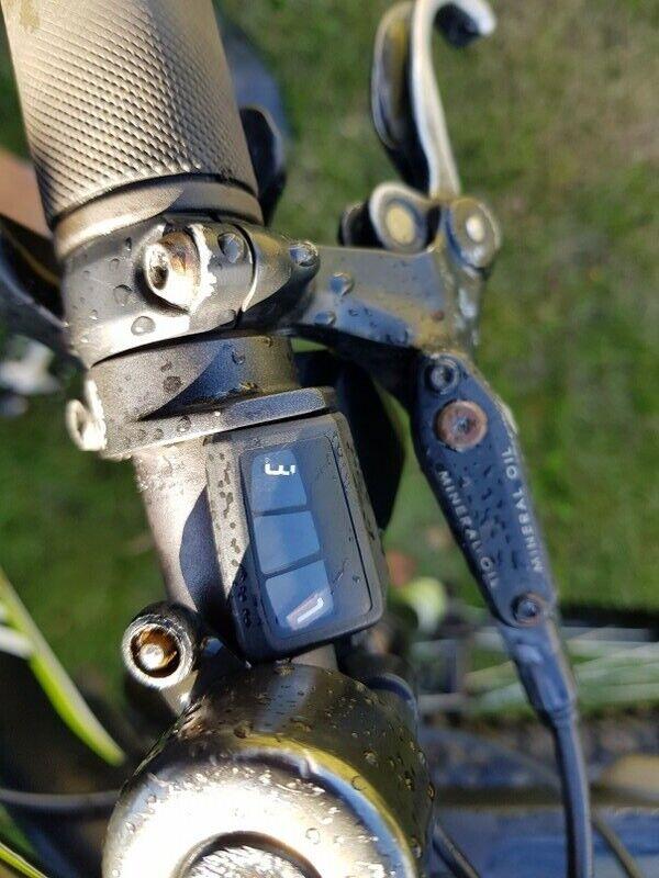 Merida, anden mountainbike, 27 gear