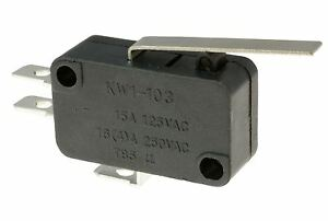 Medium-Lever-V3-Microswitch-SPDT-16A-Micro-Switch