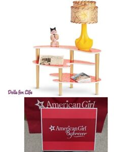 American Girl Maryellens Living Room Set New In Box For 18 Doll