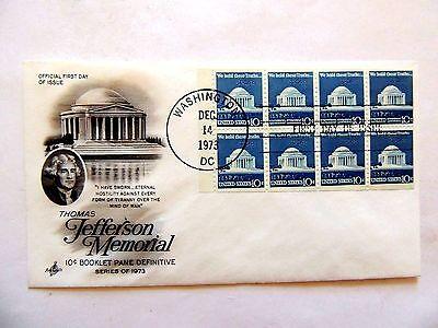 """Briefmarken Dezember 14th 5011cmthomas Jefferson Gedenken """" Ersttagsbrief Ausgabe Verkaufsrabatt 50-70%"""