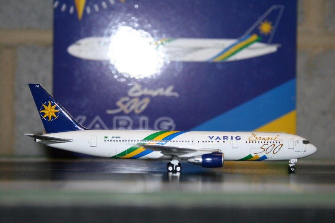 Phoenix 1:400 Varig Boeing 767-300 PP-VOK  Brasil 500   PH10531  Model Plane