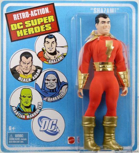 Mattel Retro-Action DC Super Heroes Shazam Collector Figure Series 4 New