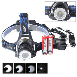 20000LM-XML-T6-LED-Head-Torch-18650-Headlamp-Headlight-18650-Battery-Charger
