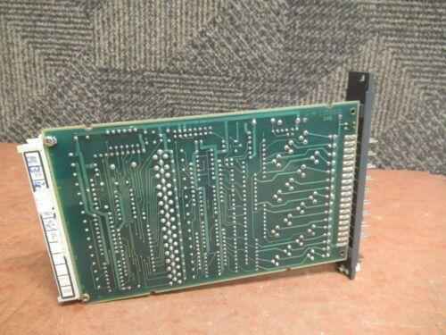 KLOCKNER MOELLER OUTPUT MODULE EBE-250A EBE250A T1E250E