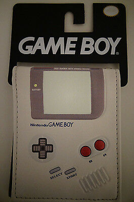 Nintendo Game Boy Nes Video Game Bifold Wallet Nwt