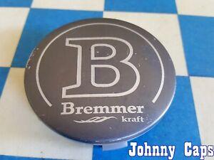 BREMMER-Wheels-37-GRAY-Center-Cap-C105K69-Custom-Center-Cap-QTY-1