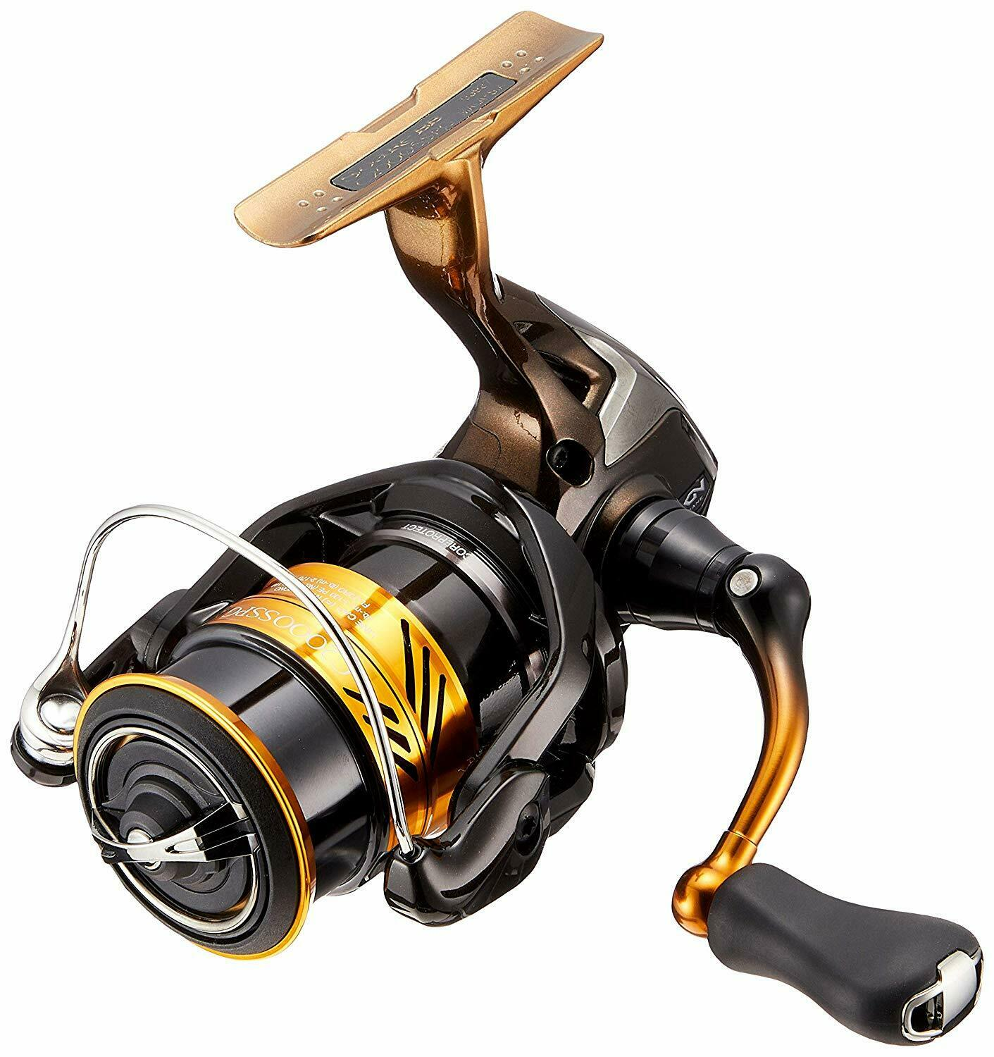 SHIMANO C2000SSPG 18 Spinning Reel Azing Meering SOARE BB NEW Japan