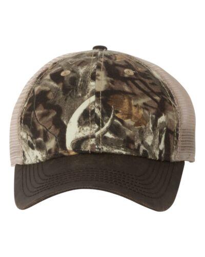 Duck Camo Trucker Cap Buck DRI DUCK Mesh Back Hats Realtree Max4 Mallard