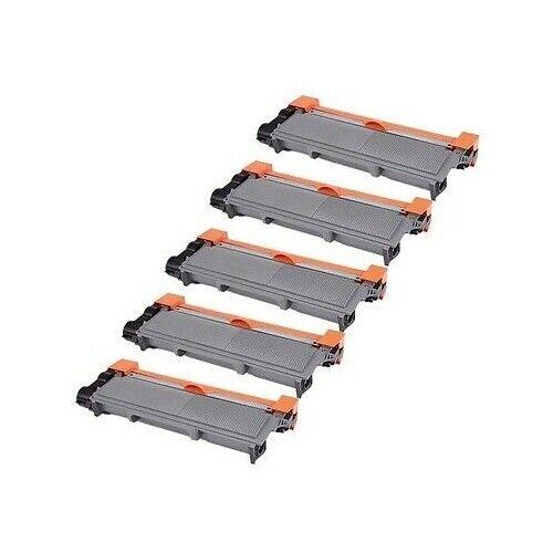 5x TN2350 HY COMP Toner for Brother HL-L2305W HL-L2340DW HL-L2365DW HL-L2380DW