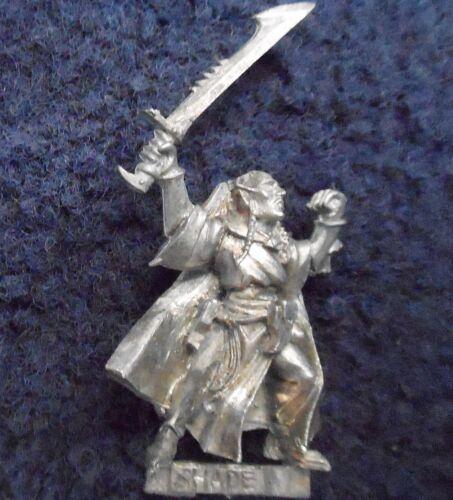 2001 Elfo Oscuro Sombra 3 Games Workshop Guerrero Drow Warhammer ejército Assassin D/&D Gw