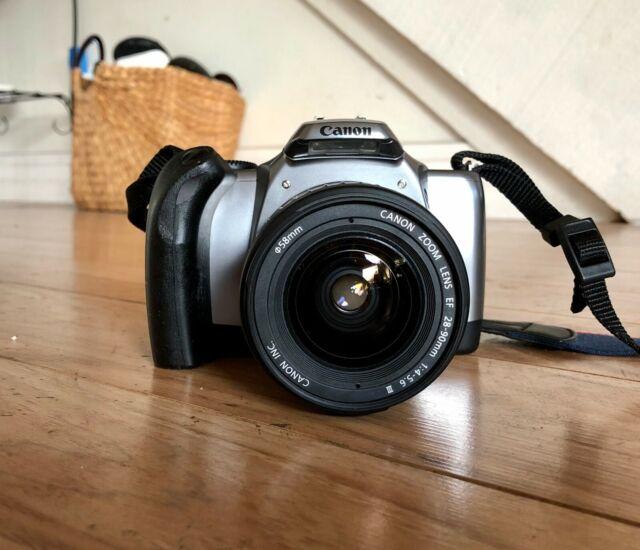 Canon Eos Rebel K2 35mm Slr Film