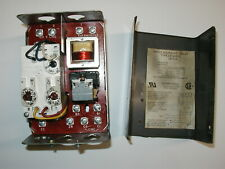 Honeywell L8124c Triple Aquastat High Low Limit Oil Burner Relay Control Red