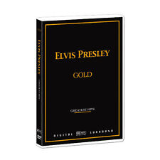 Elvis Presley / Greatest Hits GOLD DVD *NEW