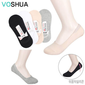 10-pairs-No-show-Foot-cover-socks-men-and-women-size-Silicon-on-heel