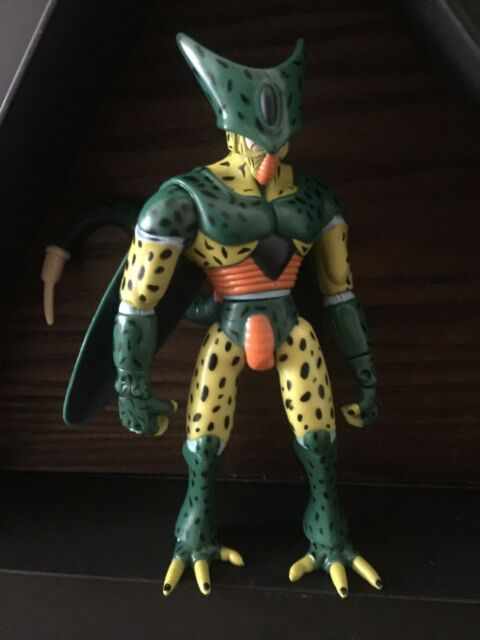 DRAGONBALL Z First 1st Form Stage Cell Jakks Pacific Figuarts Figure