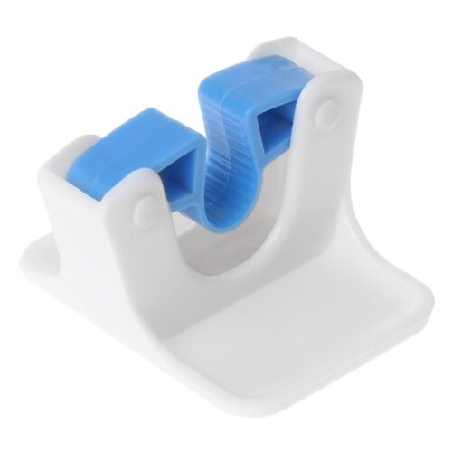 Self Adhesive Broom Mop Holder Clip Gripper Wall Mounted Tools Home Organizer