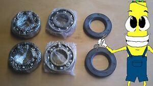 Rear Wheel Bearings & Seals for Nissan Datsun 240z 260z 280z S30 S30Z 1970-1978