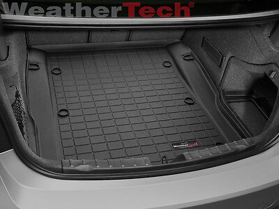 1pcs Black Color Car Boot Pad Carpet Trunk Cargo Liner Floor Mat Molded Cargo Tray Custom fit For BMW 3-Series F30 Sedan 2009 2010 2011 2012 2013 2014 2015 2016 2017 2018 2019 2020