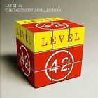 The Definitive Collection by Level 42 (CD, Jun-2006, Universal International)