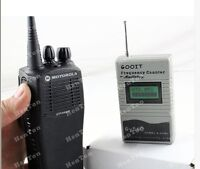 Mini Frequency Counter Tester For Two Way Radio Transceiver GSM 50 MHz-2.4 GHz