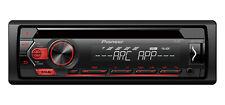 Artikelbild Pioneer DEH-S120UB Autoradio 1-DIN USB AUX CD 4x 50W rote Beleuchtung