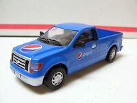 The Menards Diecast Ford F-150 Pepsi Pickup Truck
