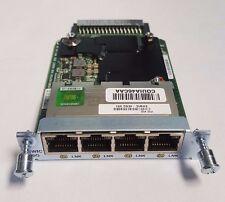 Cisco EHWIC-4ESG 4 Port 10/100/1000