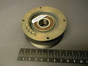 Details about 4300 International Bus 2 Speed Fan Pulley 200mm 10 rib Maxx  Force DT 466 E DT570
