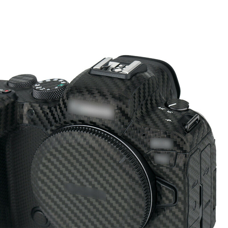 KIWI Anti-Scratch Camera Body Film Cover Protective Skin for Canon EOS R6