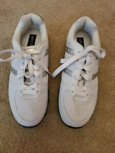 U.S. Polo Assn. Sneakers Sport Running Shoes Lace Up White Size 7.5 M,