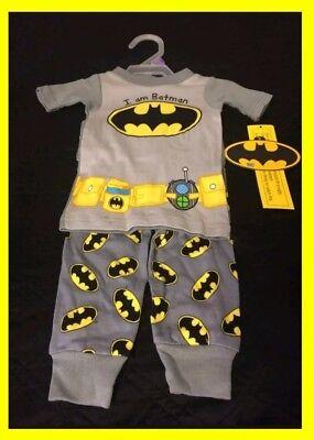 "Infant//Toddler /""Batman/"" Themed Swim Trunks   Sizes 6-12 /& 12-18 Months   NWT!"