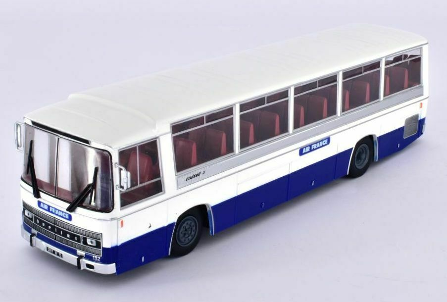 1969 BERLIET CRUISAIR 3 Air Air Air France 1 43 scale classic bus model 5b1354
