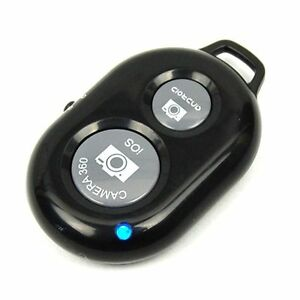 wireless remote control bluetooth phone camera shutter for