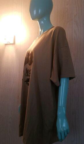 John Lennon New York City 3XL T-Shirt Beatles NYC Men T Shirt McCarthy Harrison