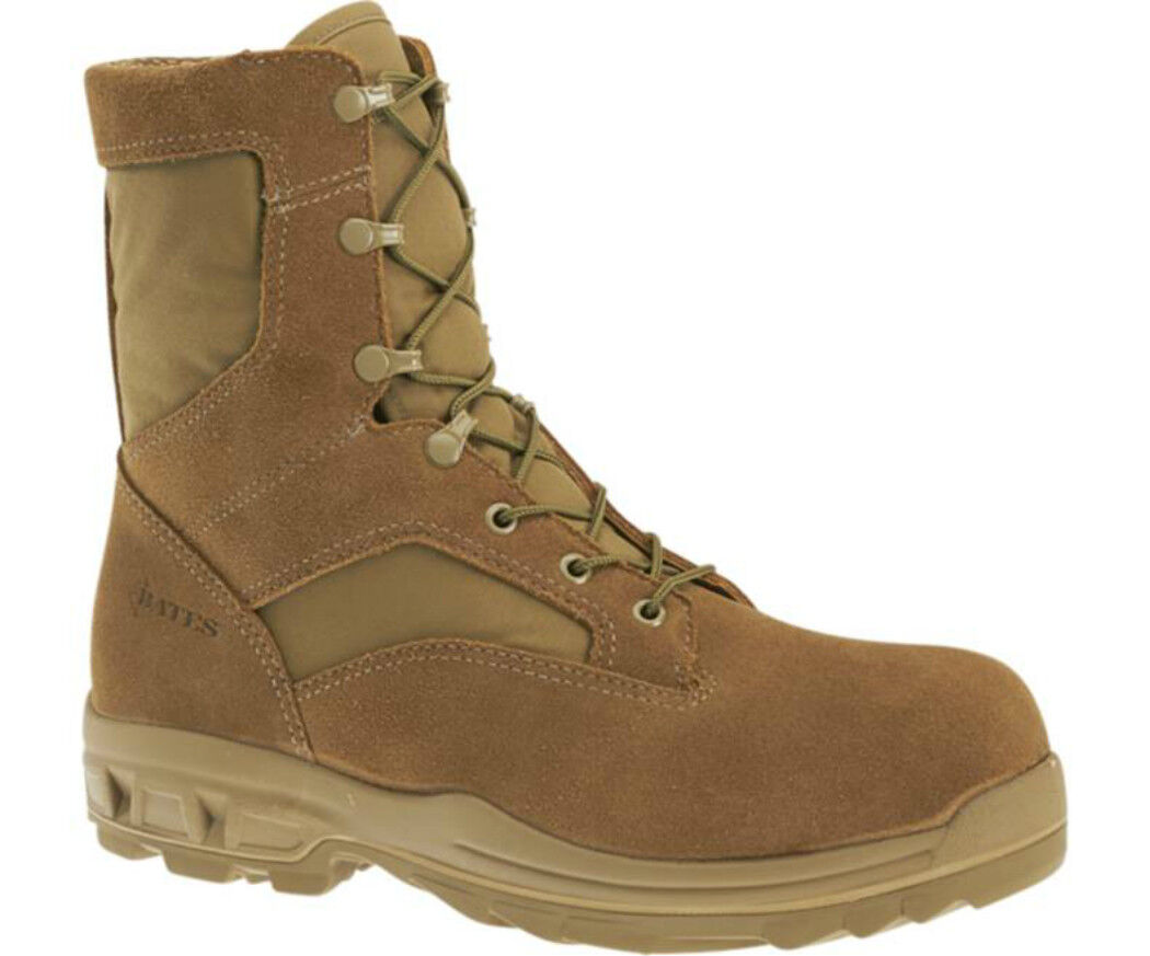 Bates 11002-B Mens TerraX3 Coyote Hot Weather Stiefel FAST FREE USA SHIPPING