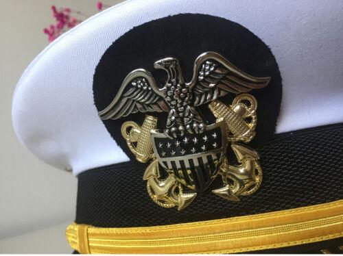 Captain Ship Sailor Hat Navy Cap Captain Hat Uniforms Costume Party