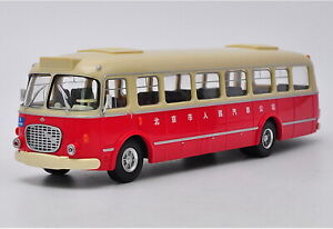 1-43-scale-skoda-706rto-Karosa-Beijing-Bus-32-PVC-Model-Collection-NIB