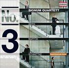 String Quartets Nos. 3: Berg, Bart¢k, Schnittke (CD, May-2013, Capriccio Records)
